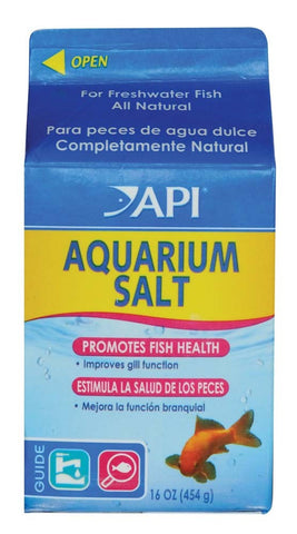 API Aquarium Salt - Bay Bridge Aquarium and Pet