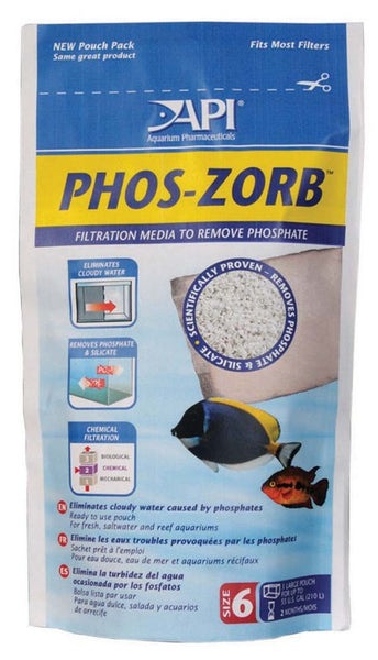 API Phos-Zorb Pouch - Bay Bridge Aquarium and Pet