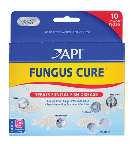 API Fungus Cure Powder - Bay Bridge Aquarium and Pet