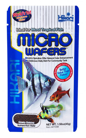 Hikari Micro Wafers - Bay Bridge Aquarium and Pet