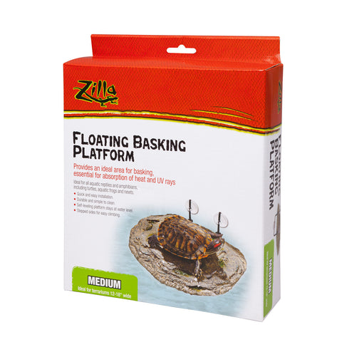 Zilla Floating Basking Platform - Bay Bridge Aquarium and Pet