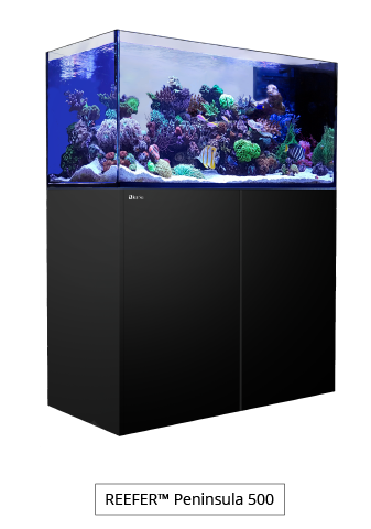 Red Sea Reefer 500 Peninsula System 105 Gallon