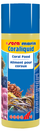 Sera Marin Coraliquid Coral Food