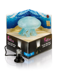 H2Show Ocean Wonders Jellyfish & Blue LED Light - Bay Bridge Aquarium and Pet