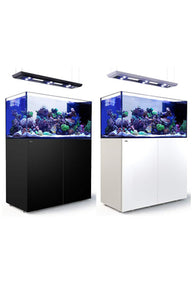 Red Sea Reefer Peninsula P500 Deluxe System - 3 units Hydra 26HD LED Lights
