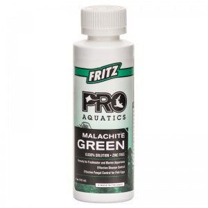 Fritz Pro Aquatics Malachite Green - Bay Bridge Aquarium and Pet