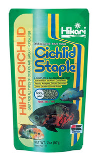 Hikari Cichlid Staple - Bay Bridge Aquarium and Pet