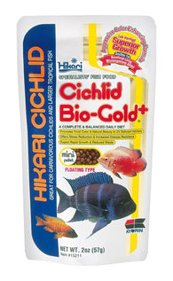 Hikari Cichlid Bio-Gold+ - Bay Bridge Aquarium and Pet