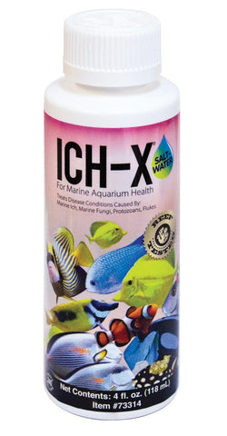 Aquarium Solutions Ich-X Saltwater - Bay Bridge Aquarium and Pet