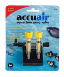 JW Pet AccuAir Gang Valve