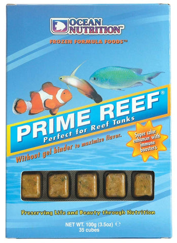 Ocean Nutrition Frozen Prime Reef