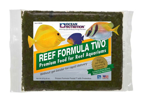 Ocean Nutrition Reef Formula Two Flat Pack