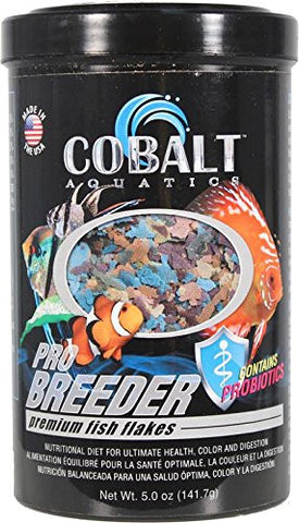 Cobalt Pro Breeder Flakes - Bay Bridge Aquarium and Pet