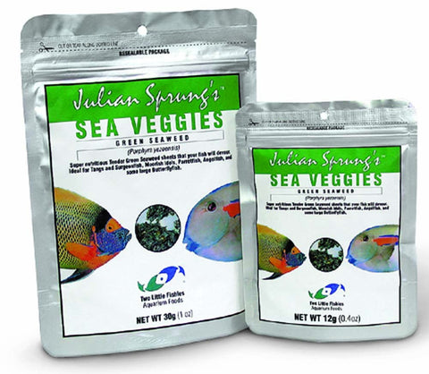 Julian Sprung's Sea Veggies Green Seaweed