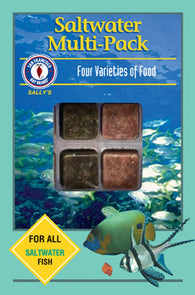 San Francisco Bay Brand Frozen Saltwater Multi-Pack Cubes