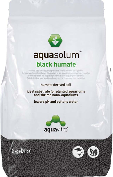 Aquavitro Aquasolum: Black Humate - Bay Bridge Aquarium and Pet