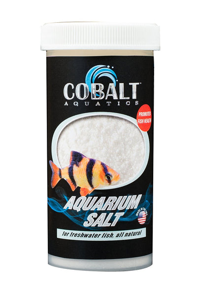 Cobalt Goldfish Salt Conditioner - Bay Bridge Aquarium and Pet