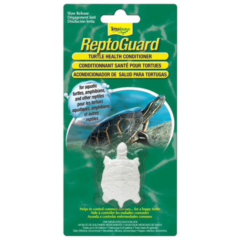 Tetra ReptoGuard Water Conditioner Blocks