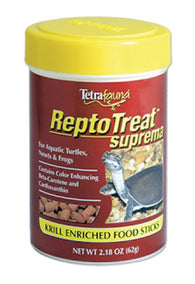 Tetra ReptoTreat Suprema Sticks