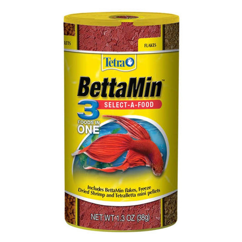 Tetra BettaMin Select-A-Food