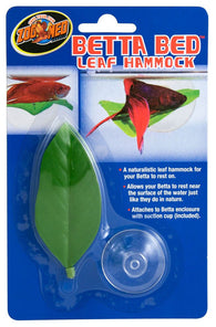 Zoo Med Betta Bed Leaf Hammock Large Size