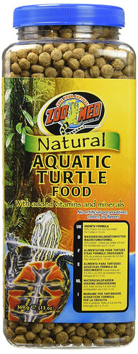 Zoo Med Natural Aquatic Turtle Food – Growth Formula