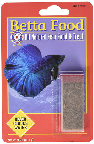 San Francisco Bay Brand Betta Food - Bay Bridge Aquarium and Pet