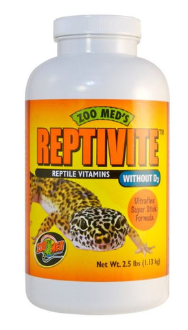 Zoo Med ReptiVite™ without D3