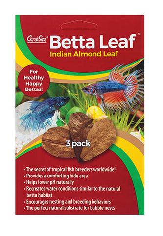 Caribsea Beta Leaf 3pk - Bay Bridge Aquarium and Pet