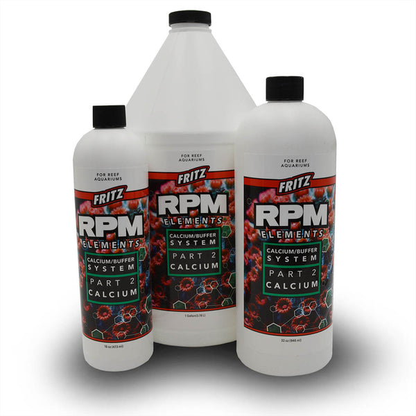 Fritz RPM Liquid Calcium Elements (Part 2)
