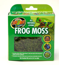 Zoo Med All Natural Frog Moss