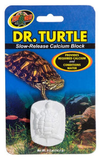 Zoo Med Dr. Turtle® Slow-Release Calcium Block