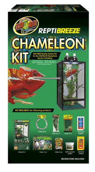 Zoo Med ReptiBreeze® Chameleon Kit