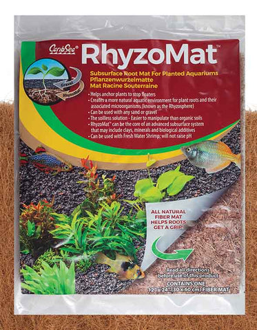 "Caribsea RhyzoMat 12"" x 24"" - Bay Bridge Aquarium and Pet"