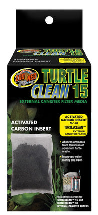 Zoo Med Turtle Clean™ 15 Activated Carbon Insert