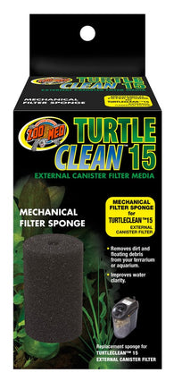 Zoo Med Turtle Clean™ 15 Mechanical Filter Sponge