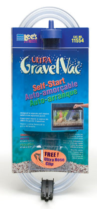 Lee's Self-Start Gravel Vacuum - Small - Bay Bridge Aquarium and Pet