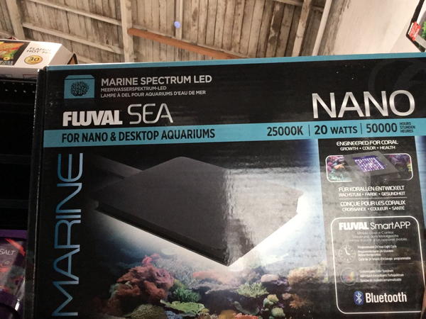 Fluval SEA Nano marine spectrum LED 20 Watts #14541