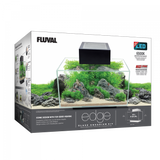 Fluval Edge Aquarium Kit 6 US Gal. ( 23 L ), Black