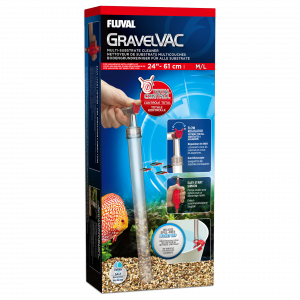 Fluval Gravel Vac Multi-Substrate Cleaner 60 cm (24 in) Depth