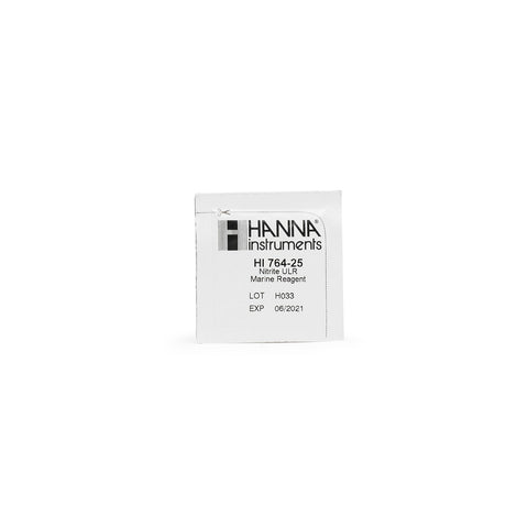 Hanna Instruments Nitrite Ultra Low Range Checker® HC Reagents (25 Tests)