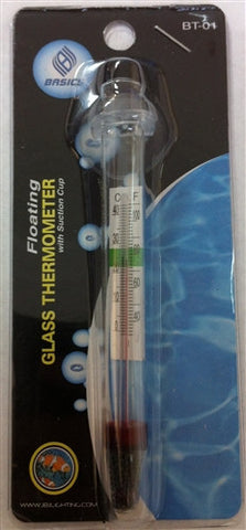 JBJ Glass Thermometer - Bay Bridge Aquarium and Pet