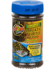 Zoo Med Natural Aquatic Turtle Food – Hatchling Formula