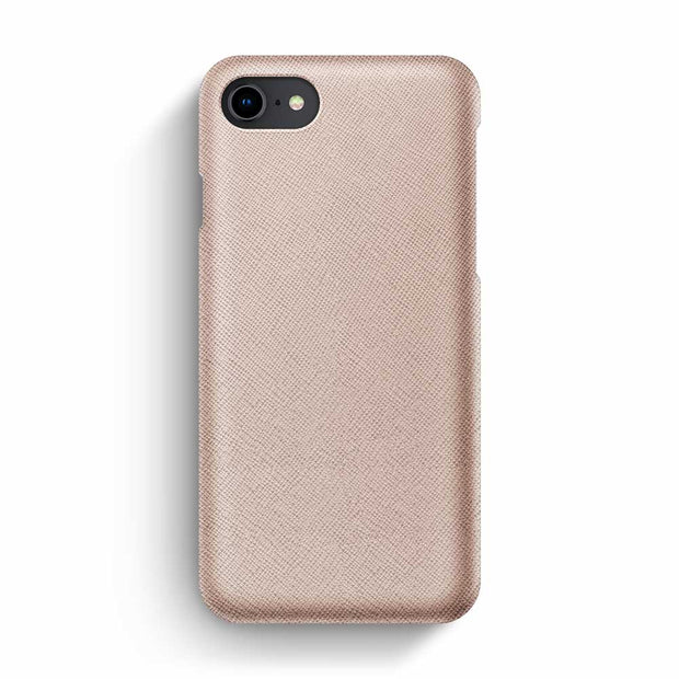 iPhone 7/8 / Rose-Gold Saffiano