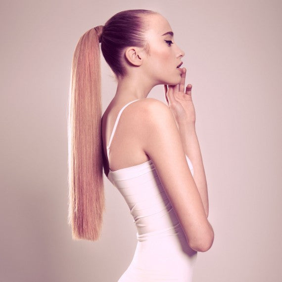 Introducing: Identity Ponytail Hair Extensions