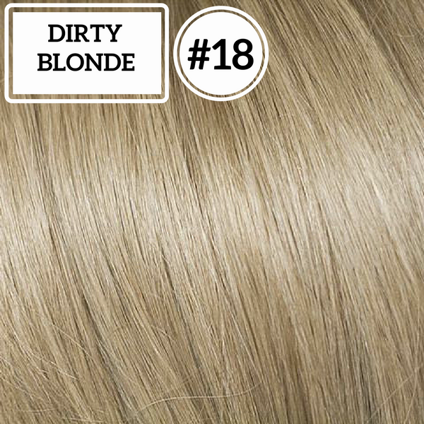 "DIAMOND CLIP IN 20"" 200g - Identity Hair Extensions"