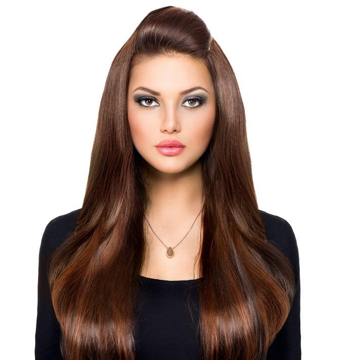 Diamond Clip In Hair Extensions Identity Hair Extensions