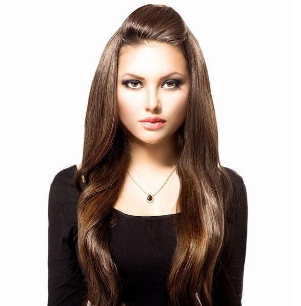 "RUBY CLIP IN 18"" 120g 
