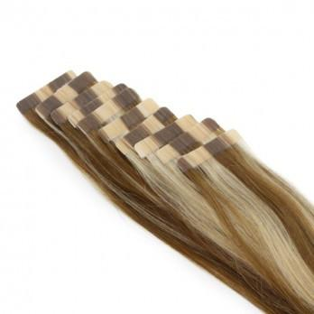 TAPE IN HIGHLIGHTS COLLECTION 20 pieces (50g) - Identity Hair Extensions