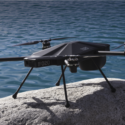 Blackbird Drone: High Tech Security from Above